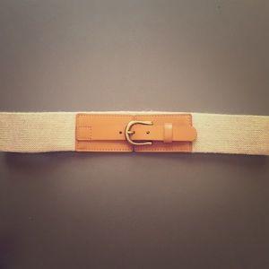 LOFT Elastic Stretch Belt